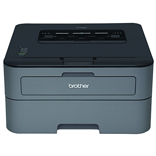 Brother HL-L2320D Monochrome Laser Printer with Duplex Printing