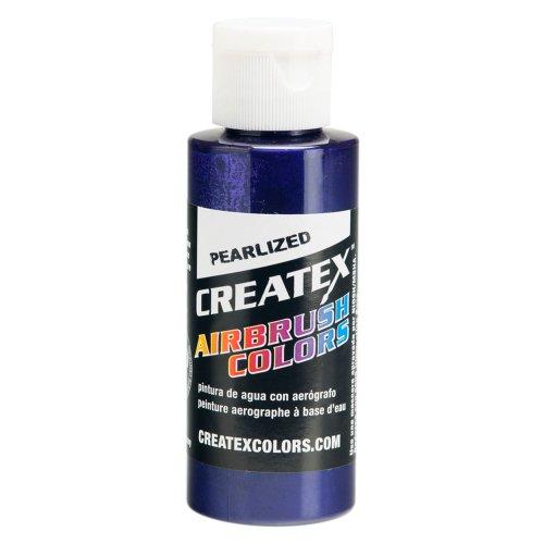 Createx Airbrush Paint, Pearl Purple, 2 oz (5301-02)