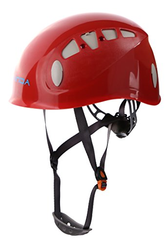 Zowaysoon Adjustable Rock Climbing Helmet Outdoor Helmet