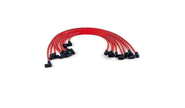 Alto rendimiento Spark Plug Wire Set SBC BBC Hei 350 383 454 electrónico 8,5 mm: Amazon.es: Coche y moto