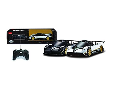 Amazon Com Pagani Zonda R Radio Remote Control Sport Racing Car Rc