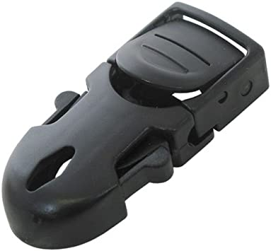IST FB7 Replacement Quick Release Buckle Set for FS7 Fin Strap