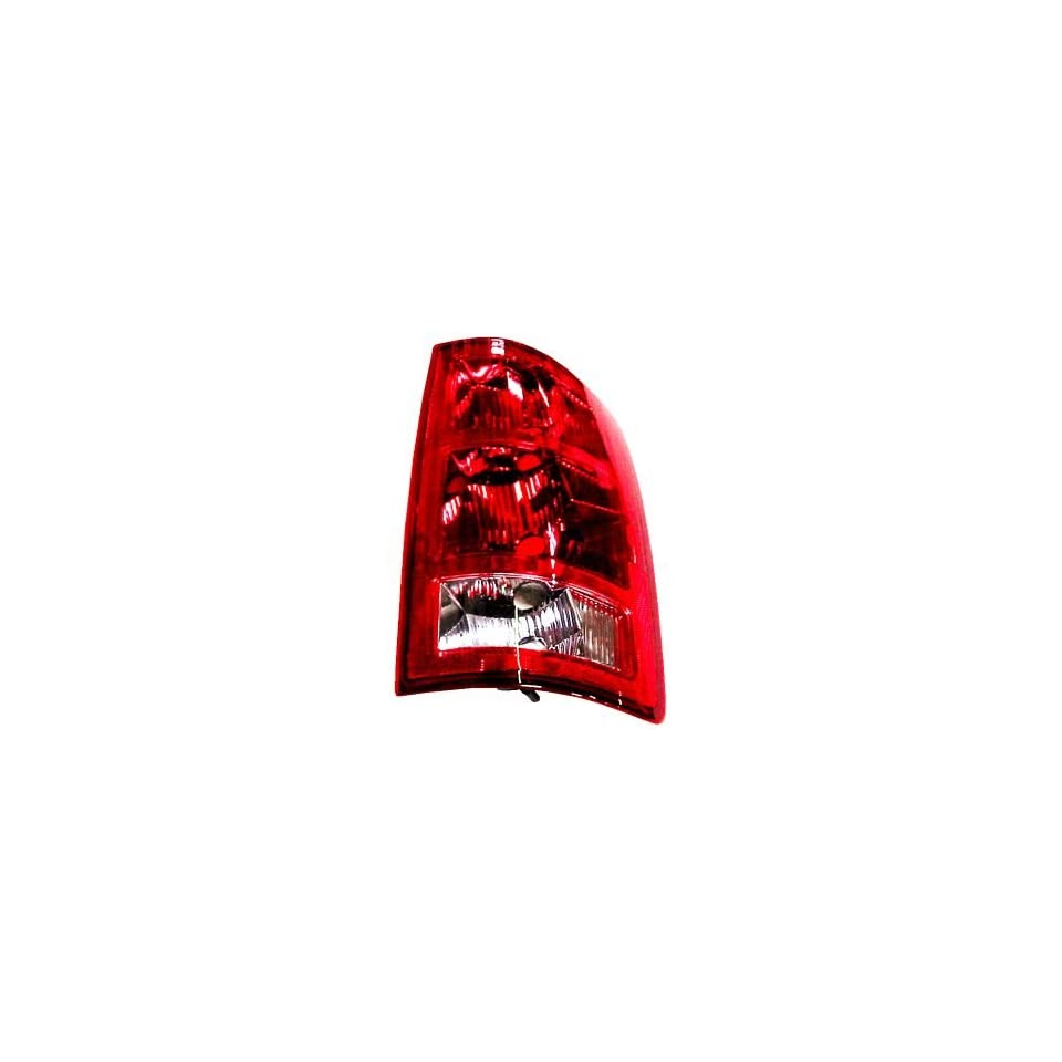 02 06 Dodge Ram Truck Tail Light Lamp Assy RIGHT