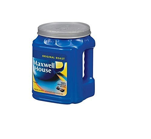Maxwell House Original Ground Coffee - 42.5oz - CASE PACK OF 4 by Maxwell House [Foods]