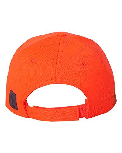DRI DUCK PHEASANT CAP-POLY BLAZE FITS ALL