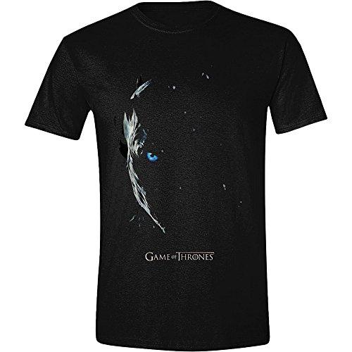 Game Of Thrones Men39;s Season 7 Night King T-shirt Black