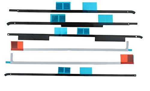 JANRI Replacement LCD Display Adhesive Tape Repair kit Strips for Apple iMac 21.5'' A1418 (iMac13,1 Late 2012, iMac14,3 Late 2013, iMac14,4 Mid 2014,iMac16,1 2015,iMac16,2 Retina 4K Late 2015) by JANRI