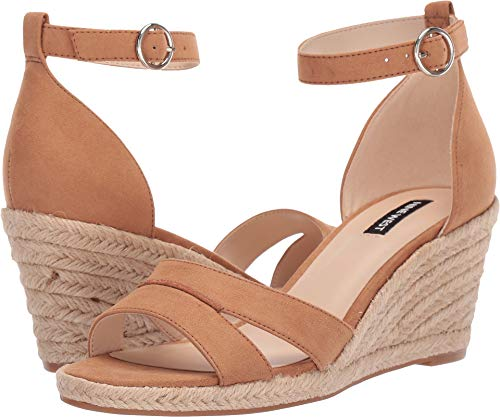 (Nine West Womens Jerana Cuoio 8 M)
