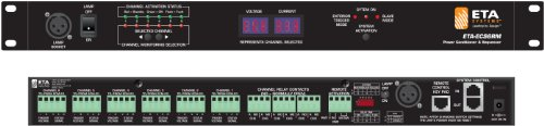 ETA-ECS6RM Electrical Control Sequencer by ETA Cosmetics