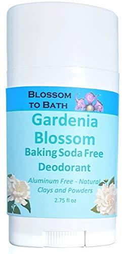 (Blossom to Bath Baking Soda Free Deodorant, Gardenia Blossom (2.75 ounce) )