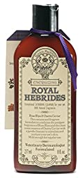 Royal Hebrides 8oz - An Energizing Blend of Rose Hips & Osetra Caviar - Pet Shampoo and Conditioner - By Gordon Macintyre