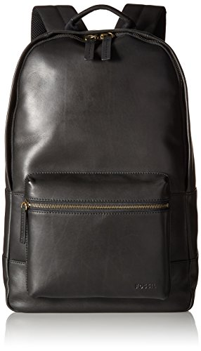 Fossil Estate Back pack, Black, One Size by Fossil