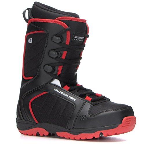 Millenium 3 Militia 4 Jr. Kids Snowboard Boots - 3 by