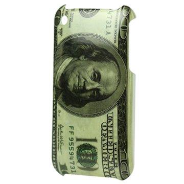 [A4E] Coque avec billet dollars pour Apple iPhone 3 3G 3GS