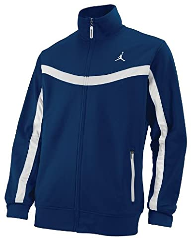 8c5d6eecd91 Nike Men's Jordan Warm-Up Jacket 509155-060 at Amazon Men's Clothing store: