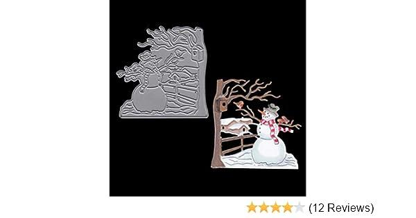 "Xmas""Candle Metal  Cut Die Stencil Scrapbook Album Paper Card Embossing Craft VJ"