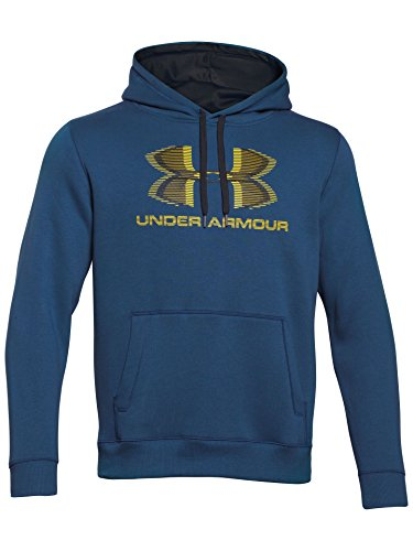 under-armour-mens-ua-rival-sportstyle-hoodie-petrol-blue-black-small