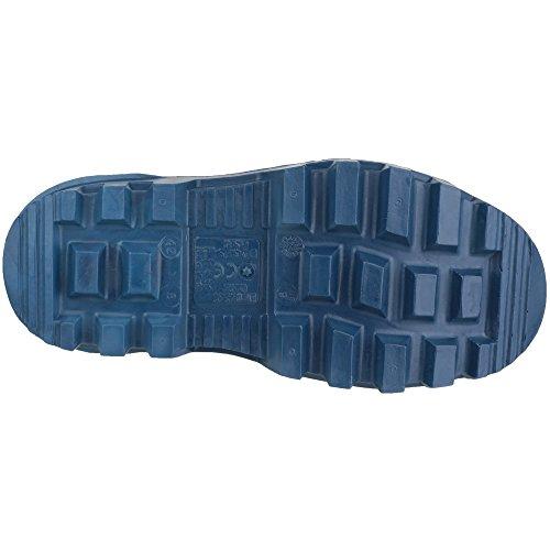 Botas Dunlop Thermo blanca, Sin puntera de acero - C662143 Blanco