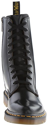 Smooth Boots Martens Dr Women's Polished Alix Black Black w0dtFqfd