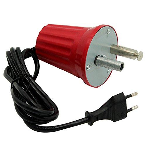 kbxstart Electric Grill Motor BBQ Parts Grill Rotisserie Spit Motors Rotating Bbq Espeto Para Churrasco Eletrico Motor 110V-Red