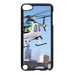 Ipod Touch 5 Csaes phone Case Planes Fire & Rescue JHYX93050