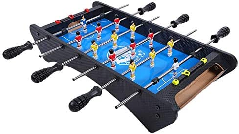 Futbolines Recuerdos De Juguete De Mesa Fútbol Máquina De Escritorio Boy Adult Entertainment Doble De Madera For Niños (Color : Blue, Size : 59 * 28 * 11.5cm): Amazon.es: Hogar
