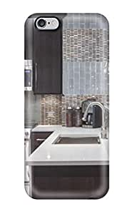 Hot PC Case For Samsung Galsxy S3 I9300 Cover Plus SkEclectic Gray Mosaic Kitchen Backsplash