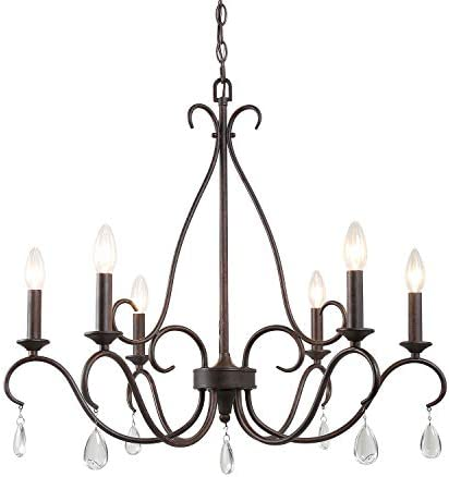 LALUZ Transitional Chandelier