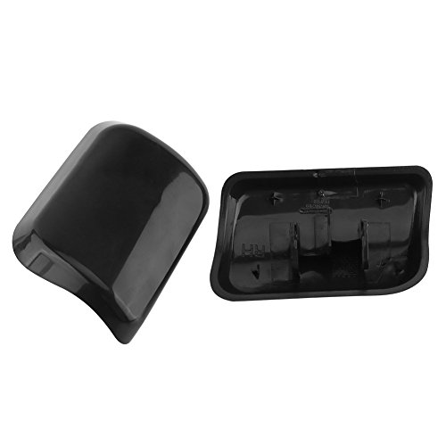 Headlight Washer Cover Car Headlight Washer Nozzle Cover Cap: