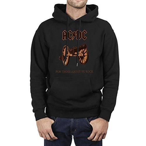 Creative-Design-ac-dc-Albums-Poster- Cute Sweatshirt Lined Fashion Sweaters (Dc Lined Sweatshirt)