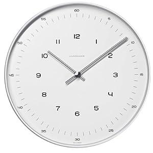 Junghans 367/6048.00 - Reloj de Pared (Cuarzo, analógico) 1