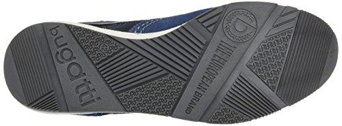 Bugatti Herren 332213011014 Sneaker Blau (blue   light blue 4042)