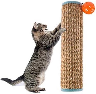 Ldlms Suministros para Mascotas Gato de sisal Natural Que ...