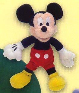 Micky Maus Disney Plüsch Figur 20cm Mickey Mouse