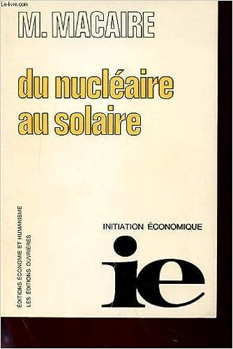 En ligne téléchargement Du nucléaire au solaire epub pdf