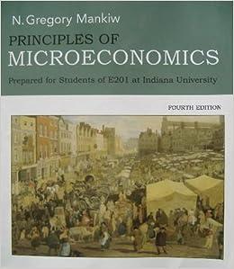 Mankiw Microeconomics Solutions Pdf