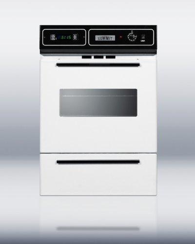 Summit WTM7212KW Kitchen Cooking Range, White by SUMMIT BY WHITE MOUNTAIN