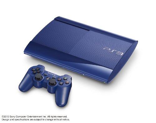 プレイステーション3本体 アズライト・ブルー(HDD250GB)