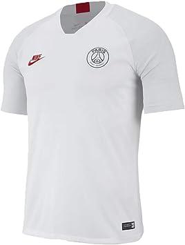NIKE Breathe Paris Saint-Germain Strike - Camiseta Hombre: Amazon.es: Deportes y aire libre