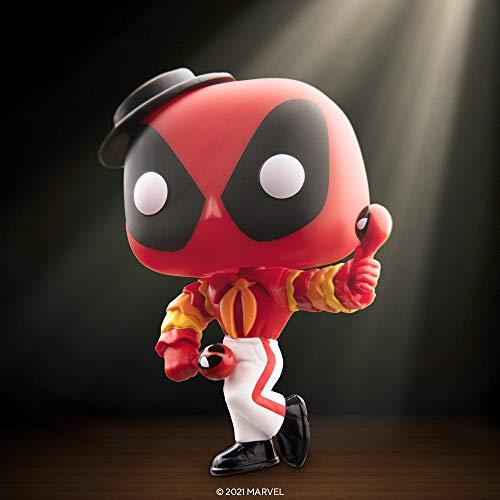 Funko Pop! Marvel: Deadpool 30th - Flamenco Deadpool