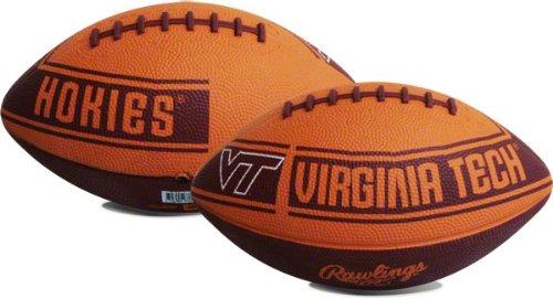 NCAA Hailmary Youth Rubber Football