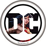 DCロゴ/缶バッジC