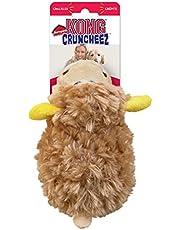 Kong Jouet en Forme de Mouton pour Chien Cruncheez Barnyard de, Grand
