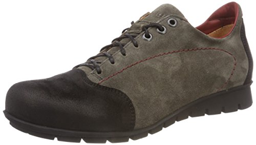 Kombi Derby de Think Zapatos Mujer 21 Cordones Vulcano Menscha 383073 Gris para xPHqtHaXnw