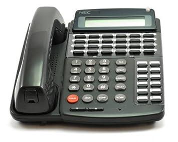 amazon com nec dterm series iii etj 24da 2 speaker display phone rh amazon com nec dterm series ii user guide nec dterm series e user manual