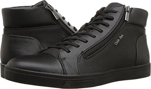 Calvin Klein Mens Baelfire Black 11 M (1 Black Collar Ounce)