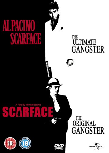 scarface movie description Movie scarface 1983 color palette by biodivensembni movie scarface 1983 description: in 1980 miami, a determined cuban immigrant takes over a dr.
