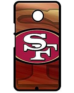 Discount 9087675ZF923804112NEXUS6 Case Cover, Fashionable Motorola Google Nexus 6 Case - The San Francisco 49ers NBA Galaxy Case's Shop