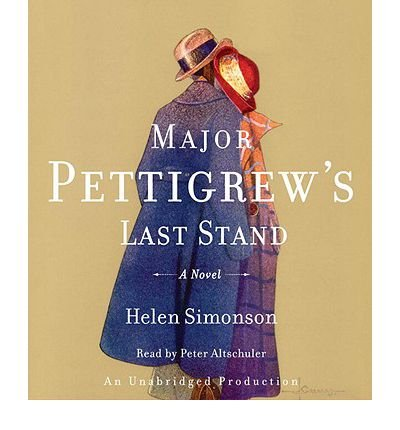 [ [ [ Major Pettigrew's Last Stand [ MAJOR PETTIGREW'S LAST STAND ] By Simonson, Helen ( Author )Mar-02-2010 Compact Disc