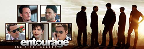 Entourage Poster 36x12 inch for sale  Delivered anywhere in Canada